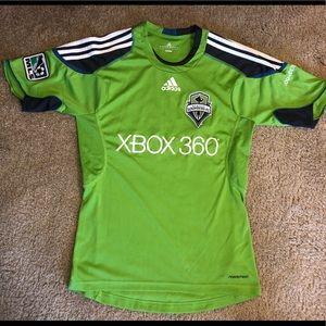Seattle sounders adidas jersey